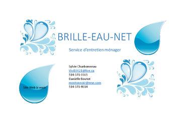 Brille-eau-net