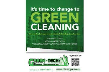 Green-Tech Building Maintenance