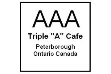 "79D St W:Triple ""A"" Cafe for 2011 property of edward allan hawryliw"