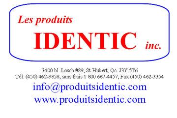 Produits Identic 1994 Inc in Saint-Hubert