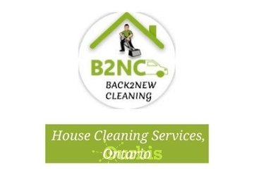 BAck2new Cleaning in toronto