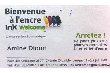 Bienvenue A L'Encre