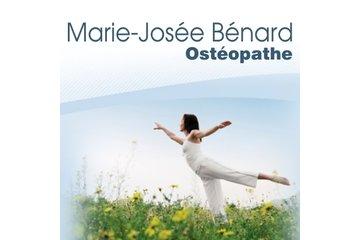 Marie-Josee Bénard - Ostéopathe