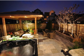 Forestell Designed Landscapes in Ottawa: Outdoor Living Room