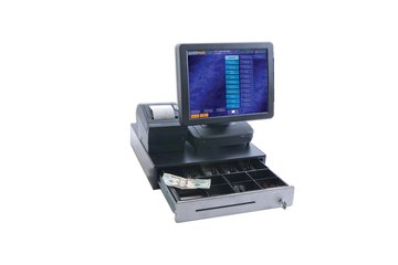 Scape Hospitality Solution Ltd in Victoria: Dinerware POS terminal