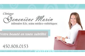 Clinique Geneviève Morin, soins médico-esthétiques