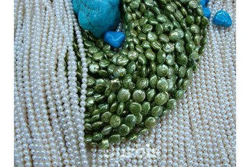 Beads Planète Inc. à Montréal: Perles d'eau douce