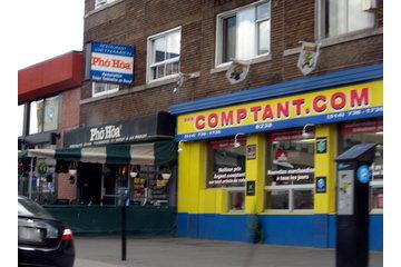 Comptant.com à Montréal