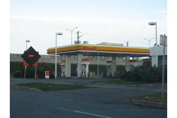 Station Service Shell