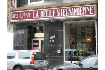Restaurant La Belle Vietnamienne Plus à Montréal: Pas très belle de l'extérieur