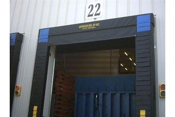 Services Industriels SD Inc à Dorval: Quai Niveleur Vertical
