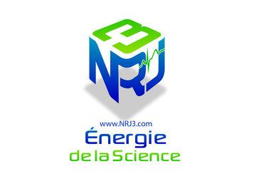 NRJ3 - Énergie de la Science Inc. à Laval: NRJ3 - Logo et Site WEB www.NRJ3.com