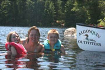 Algonquin Outfitters - Canoe Trips in Dwight: Fun for the entire family