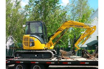 transport excavation serge beaupré