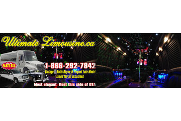 Ultimate Limousine And Party Bus Rental