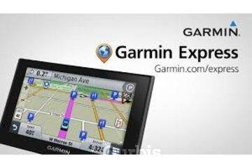 Garmin Express Sign In