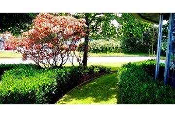 Beaver Landscape in Delta: lawn