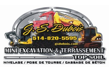 G S Dubois Excavation & Terrassement