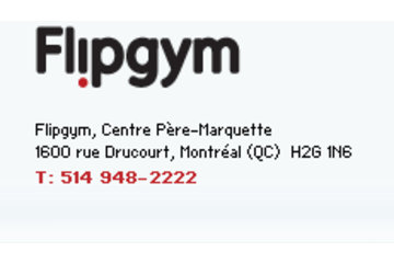 Club De Gymnastique Flipgym in Montréal: Source: site Web officiel