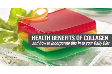 Annex Naturopathic Clinic in Toronto: Collagen benefits