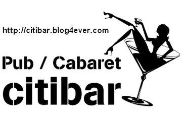 Citibar in Montréal: logo du citibar