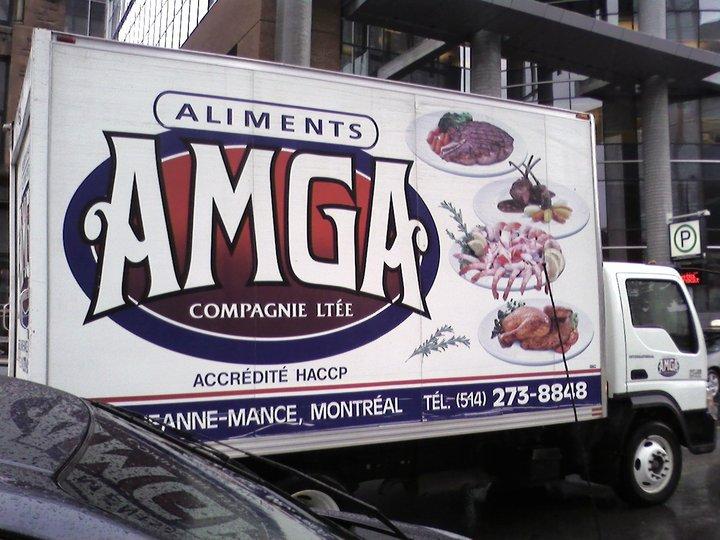 Amga volaille viande et fruits de mer montr al qc ourbis for Ame atelier du meuble environnemental inc