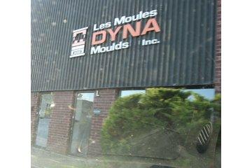 Les Moules Dyna Mould Inc à Brossard