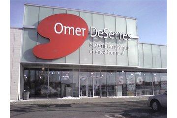 Omer Deserres à Saint-Hubert