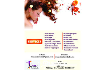 Tina Hair Studio | Hair Treatments Toronto