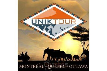 Uniktour Inc à Montréal: Logo