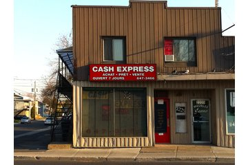 Cash Express Longueuil Enr