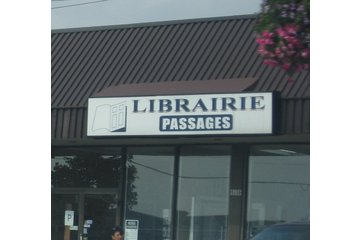 Librairie Passages à Saint-Hubert