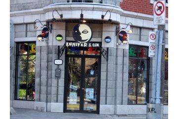 Luniver & Compagnie à Montréal