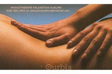 Massothérapie Relaxation Sublime