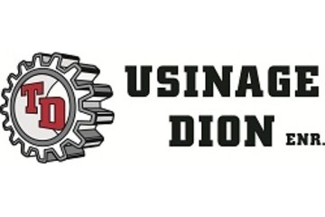 Atelier usinage Dion