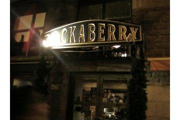 Rockaberry St-Denis Café in Montréal