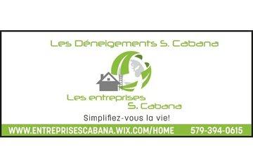 Deneigement S.Cabana