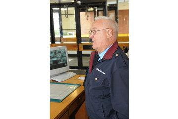 Commissionaires - North Saskatchewan Division - North Battleford Branch in North Battleford: Ray Hickson - Branch Manager
