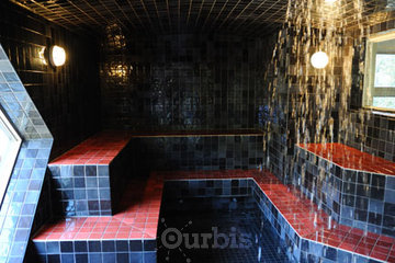 Ofuro Spa à Morin-Heights: bain vapeur