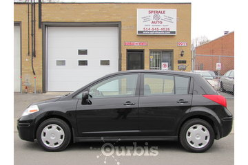 AUTO SPIRALE AUTO in Montréal Nord: Nissan Versa 2009 »129,899 km« stock#A701