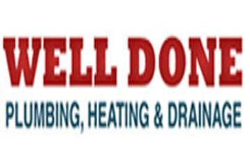 Well Done Plumbing and Heating