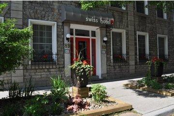 Swiss Hotel in Ottawa: Swiss Hotel downtown Ottawa Canada