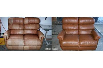 Fibrenew Levis in Lévis: leather furniture redye