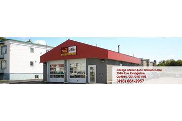 Garage Atelier Auto Gratien Carre Beauport