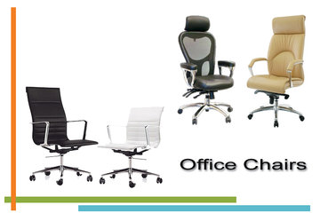 Techno Office Furnishings Ltd in Richmond: Office Chairs