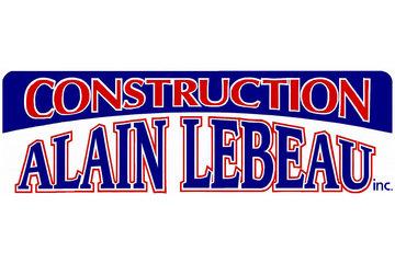 Construction Alain Lebeau inc.