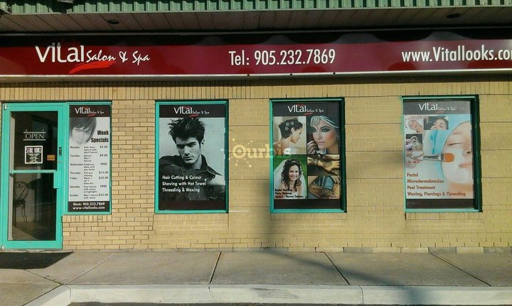 Vital looks salon and spa mississauga on ourbis for Looks salon and spa