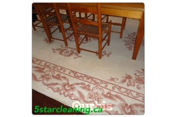5 Star Cleaning, 24/7 Water Damage Restoration in Richmond Hill: Upholstery and rug cleaning services