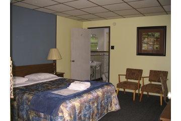 Motel Spring in Château-Richer: Chambre standard