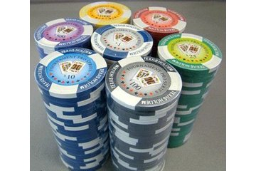 FOURACESSTAGS.COM in Toronto: Poker Chips